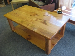 The Cherry Beauty' Coffee Table by Uniqueworks Handmade Furniture