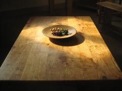 Sunlit Spalted Alder Coffee Table by Uniqueworks British Handmade Furniture