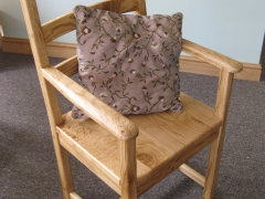 Kitchen Carver Chair by Uniqueworks Handmade Furniture