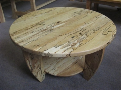 The Jupiter Table by Uniqueworks Handmade Furniture.
