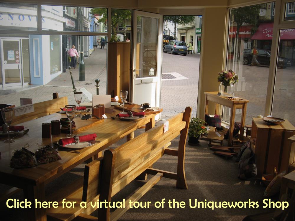 Uniqueworks Shop Tour