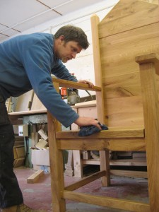 Creating The Grand Throne For The NBGW. Uniqueworks Handmade Furniture