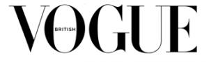 Vogue Logo British. Official Version. Uniqueworks Handmade Furniture in Vogue