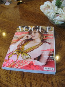 Vogue at Uniqueworks Handmade Furniture Shop in Narberth