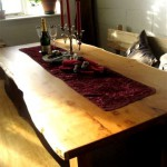 11.Yew Refectory Style Dining Table by Uniqueworks Handmade Furniture. Best