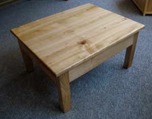 Welsh Cherry Coffee Table. SOLD