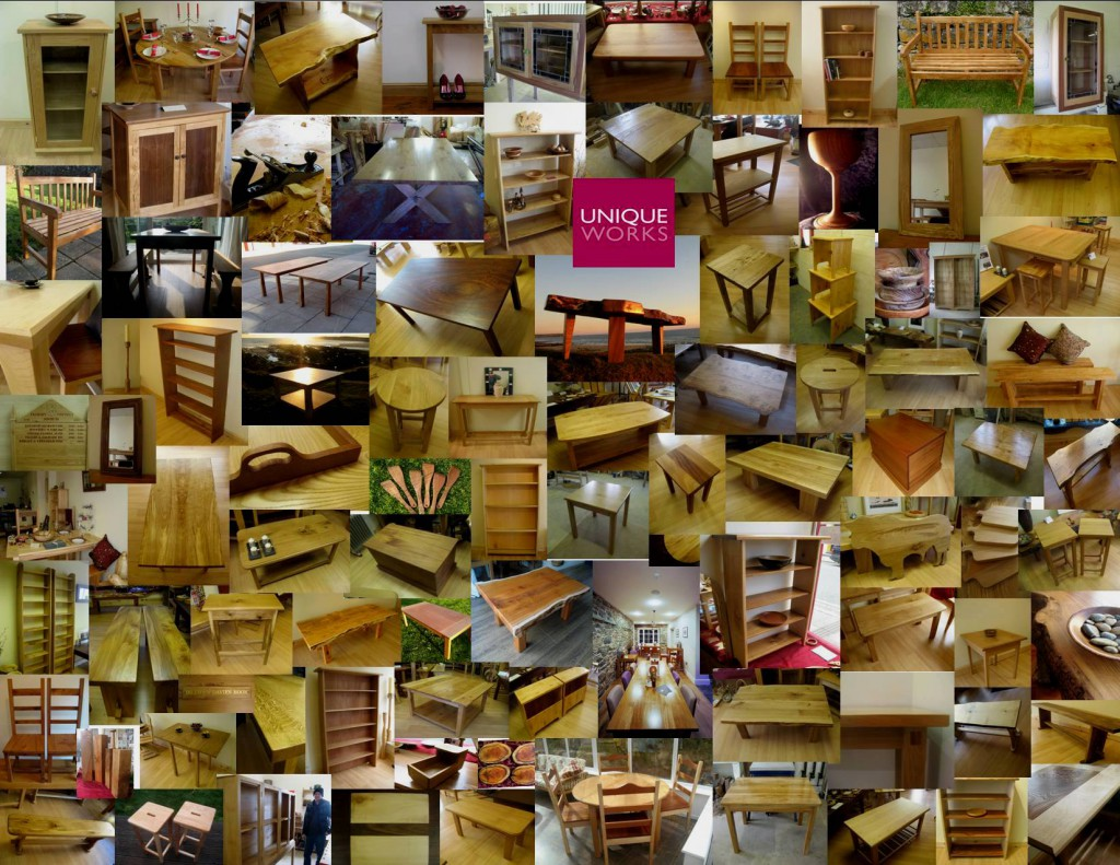 Uniqueworks Handmade Furniture Montage