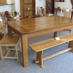 Towy Valley Welsh Oak Dining Table by Uniqueworks Handmade Furniture