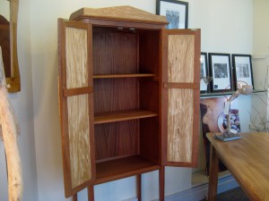 Tall Legged Cabinet. SOLD