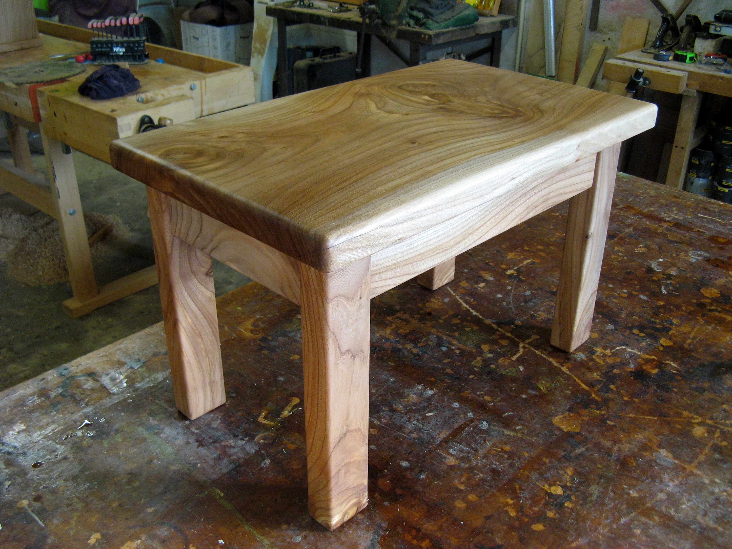 Little elm coffee table by uniqueworks handmade furniture img 9965