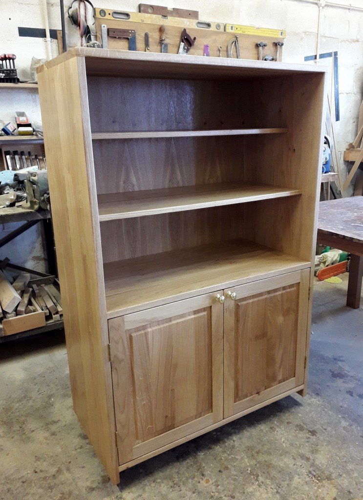 Welsh Oak Kitchen Dresser by Uniqueworks Handmade Furniture